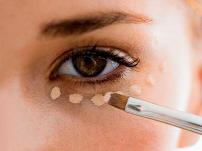 maquillar ojeras 4