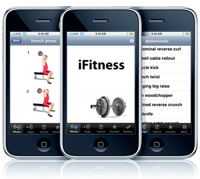 apps fitness ifitness