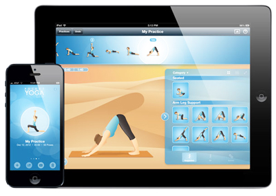 apps fitness poket yoga