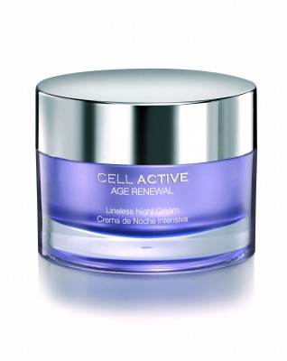 Cell Active Lineless night cream