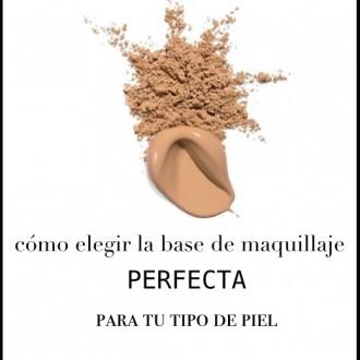 LA BASE DE MAQUILLAJE PERFECTA II