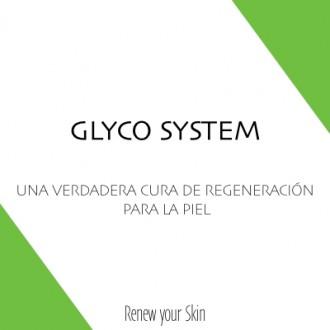 GLYCO SYSTEM: UNA VERDADERA CURA DE REGENERACIÓN PARA LA PIEL