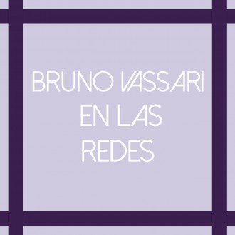 BRUNO VASSARI EN LAS REDES