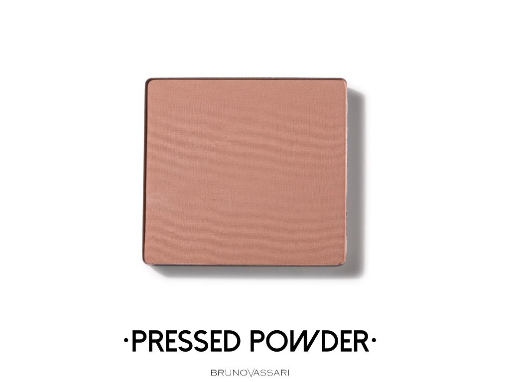 Pressed podwder