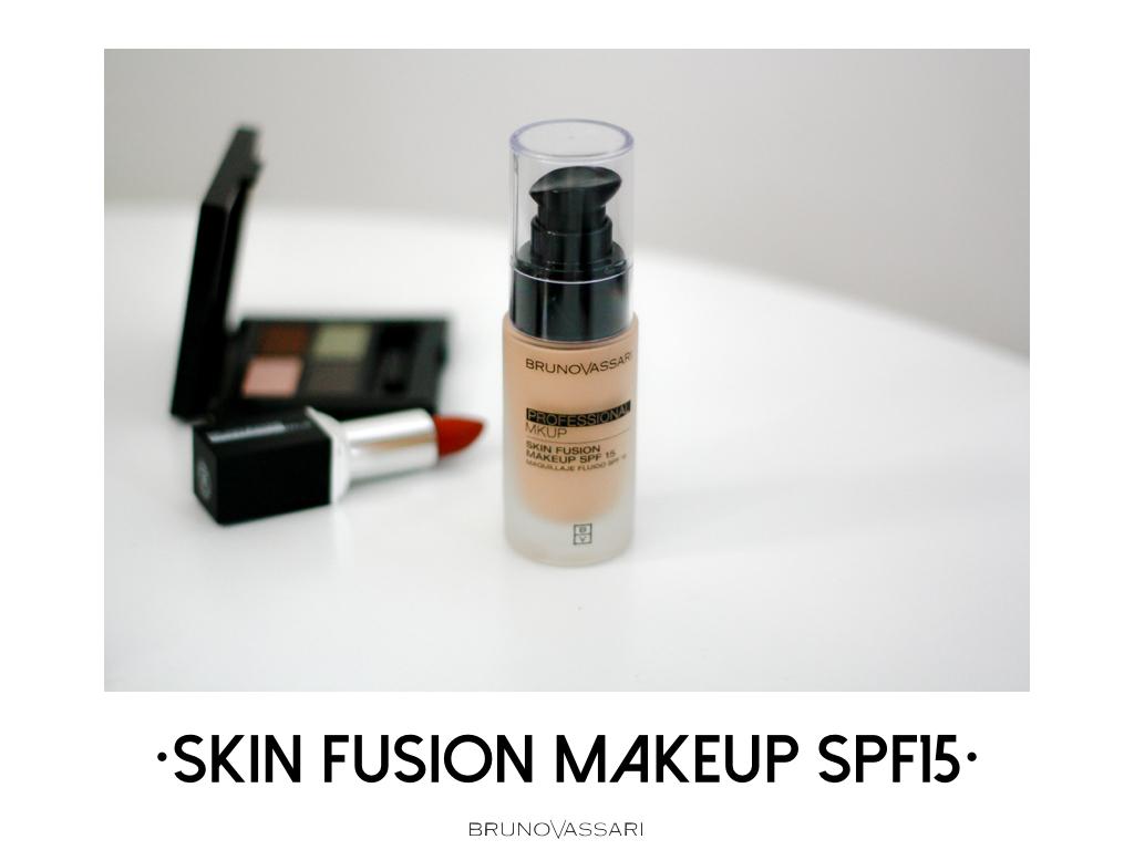 Skin fusion makeup