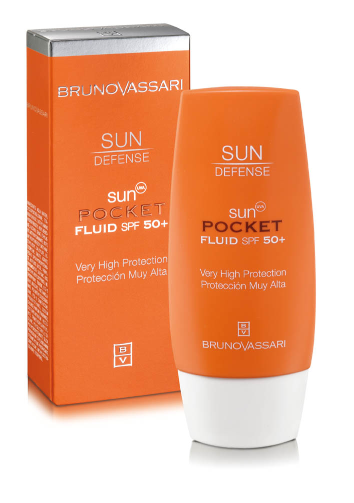 Sun Pocket Fluid SPF 50+
