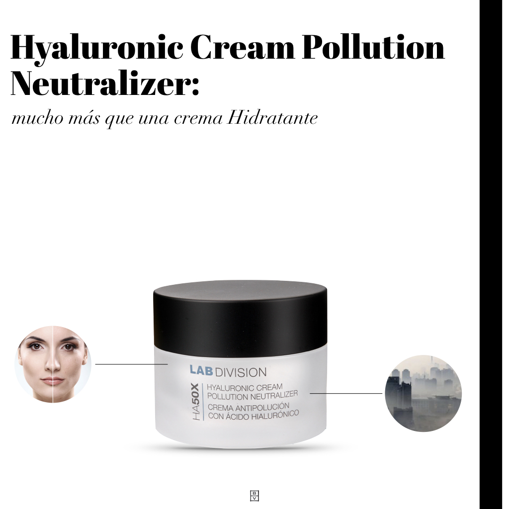 Hyaluronic Cream Pollution Neutralizer